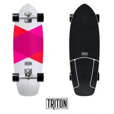 Surfskate CARVER TRITON red Diamond 29