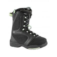 Nitro FLORA TLS black-mint dámské boty na snowboard - 39,3EUR