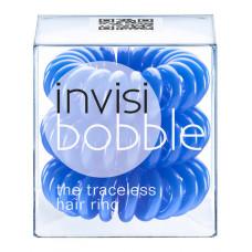 Invisibobble Hair Ring Gumičky do vlasů 3ks W - modrá