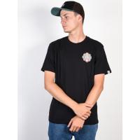 Element ABYSS FLINT BLACK pánské tričko s krátkým rukávem - M