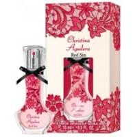 Christina Aguilera Red Sin parfémovaná voda Pro ženy 15ml