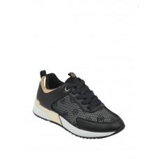 GUESS tenisky Marjin Mesh Low-Top Sneakers černé vel. 39