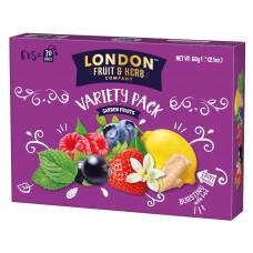 London čajová kolekce Zahradní plody 30 sáčků