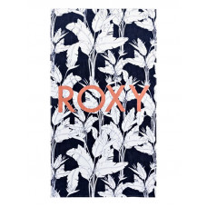 Roxy COLD WATER PRINTED MOOD INDIGO FLYING FLOWERS S osuška