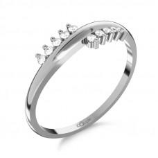 Zlato Zlatý dámský prsten Sonya 6660245 Velikost prstenu: 51