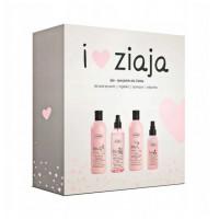 Ziaja Jeju dárková sada (šampon Jeju 300ml + sprchový gel Jeju 300ml + obličejová mlha Jeju 200ml + kondicionér ve spreji Jeju 125ml)