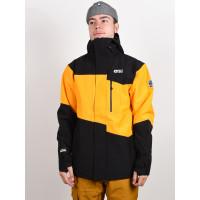 Picture Styler 10/10 YELLOW BLACK zimní bunda pánská - M
