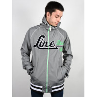 Line Hacket GRAY jarní bunda pánská - M