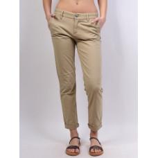 Element KEITH DESERT KHAKI plátěné sportovní kalhoty dámské - 28