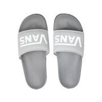 Vans La Costa Slide-On (VANS) DRIZZLE/PEWTER pánské pantofle - 44,5EUR