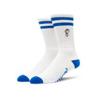 Element PEANUTS SKY BLUE moderní barevné pánské ponožky