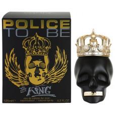 Police To Be The King toaletní voda Pro muže 125ml