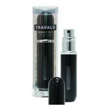 Travalo Classic HD Plnitelný flakón 5ml U - Black