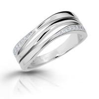 Prsten Modesi M13044 Velikost prstenu: 56