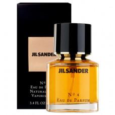 Jil Sander No.4 parfémovaná voda dámská 50 ml