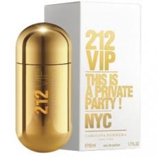 Carolina Herrera 212 VIP parfémovaná voda Pro ženy 50ml