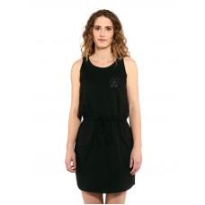 Horsefeathers ELLIS black společenské šaty krátké - XL