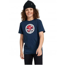 Burton COLE DRESS BLUE dětské tričko s krátkým rukávem - L