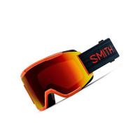 Smith SQUAD Red Rock   ChromaPop Sn Red pánské brýle na snowboard - O/S