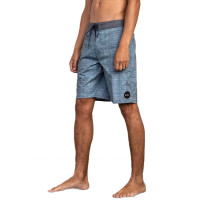 RVCA NAKAMA TRUNK DENIM pánské plavecké šortky - 32
