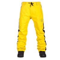 Horsefeathers SUMMIT ATRIP LEMON pánské softshellové lyžařské kalhoty - M