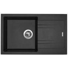Sinks Kuchyňský dřez Linea 780 N Metalblack