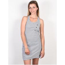 Alife and Kickin CAMERON A cloudy stripes společenské šaty krátké - S