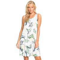 Roxy SWEET WHISPER SNOW WHITE LARGE PRASLIN společenské šaty krátké - L