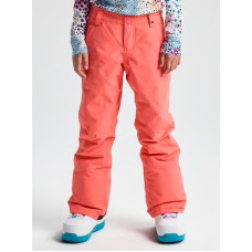 Burton SWEETART GEORGIA PEACH zateplené kalhoty dětské - M