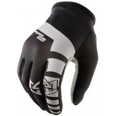 Royal CORE GLOVE black/white cyklistické rukavice - S