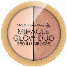 Max Factor Miracle Glow Duo Pro Illuminator 11g - 20 Medium