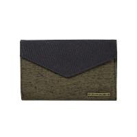 Dakine CLOVER TRI-FOLD dark olive luxusní dámská peněženka