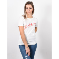 Billabong WAVY CLOUD dámské tričko s krátkým rukávem - S