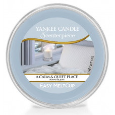 Yankee Candle Scenterpiece Easy MeltCup 61g A Calm & Quiet Place