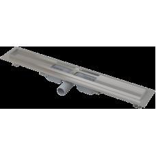 Alcaplast APZ101-1450-LOW podlahový žlabvýška 55mm SNÍŽENÝ kout min. 1500mm (APZ101-1450)