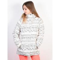 Billabong SOFFYA WANDERING WHITE zimní bunda dámská - S