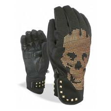 Level Suburban GOLD pánské prstové rukavice - L