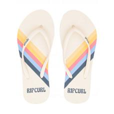 Rip Curl GOLDEN STATE white plážovky - 41EUR