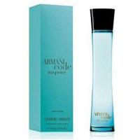 Giorgio Armani Code Turquoise toaletní voda Pro ženy 75ml