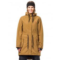 Horsefeathers POPPY cumin zimní bunda dámská - XS