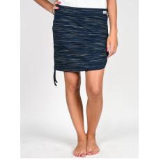 Picture Metoo dark blue sukně nad kolena - XS