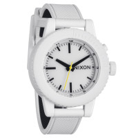 Nixon GOGO white dámské hodinky analogové