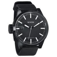 Nixon CHRONICLE ALLBLACK pánské hodinky analogové