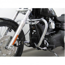 padací rám Fehling Harley Davidson Dyna Fat Bob chrom - Fehling Ernest GmbH a Co. 7869DGX4