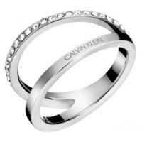 Prsten Calvin Klein Outline KJ6VMR0401 Velikost prstenu: 57