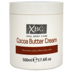 Xpel Body Care Cocoa Butter Cream 500ml