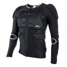 Chráničové tričko O´Neal BP dlouhý rukáv černá XXL - černá / M - 0289-402