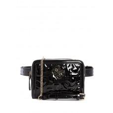 GUESS kabelka New Wave Convertible Belt Bag černá vel.