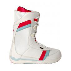 Ride IDOL white dámské boty na snowboard - 36,5EUR