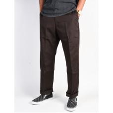 Nike SB DRY FTM CHNO LSE VELVET BROWN plátěné sportovní kalhoty pánské - 40